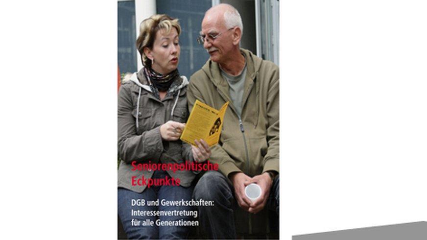 Senioren/innenpolitischen Eckpunkte des DGB